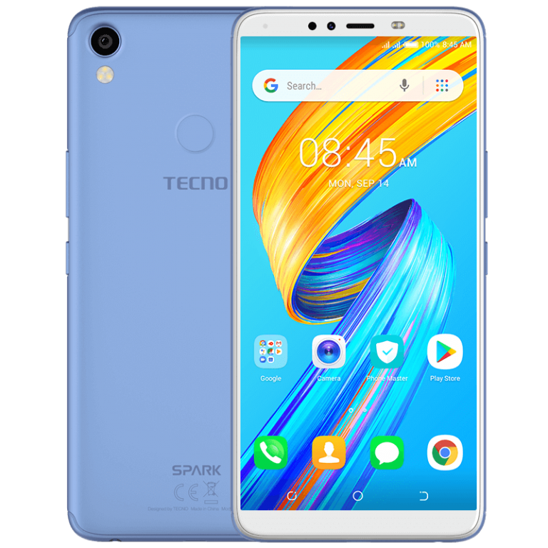 Tecno Spark 2 android smartphone