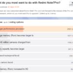 Redmi Note 7 Pro upgrade poll