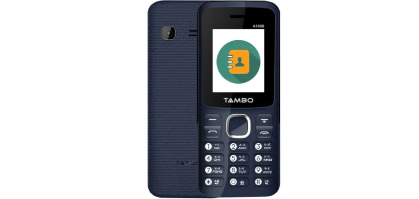 Tambo A1806 feature phone| basic phone