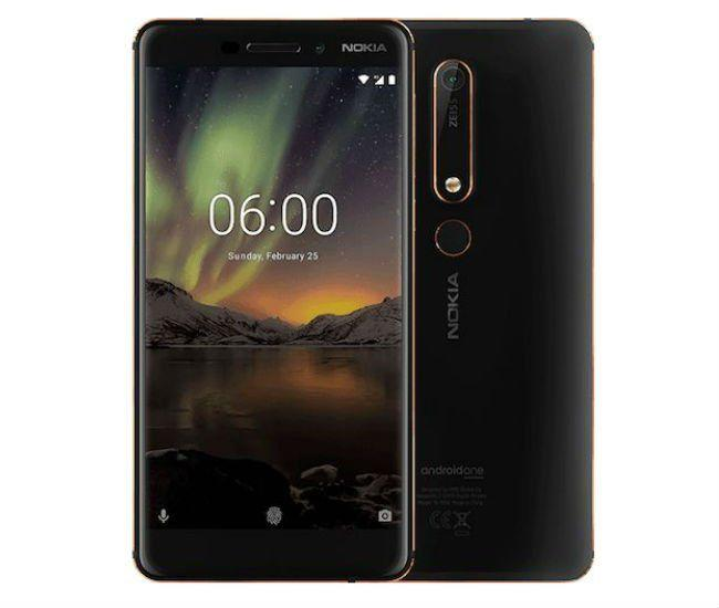 Nokia 6.1  Trending Android smartphones and there prices in Nigeria