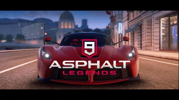 Asphalt 9 Legends free download and reviews