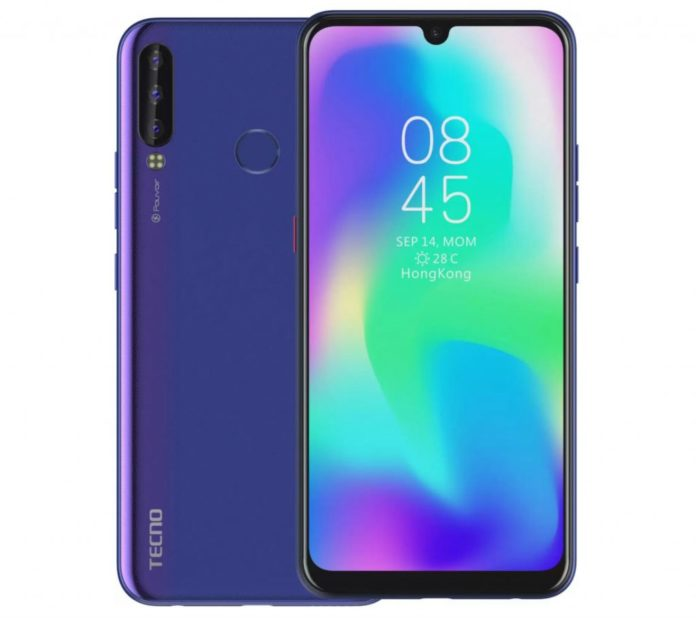 Tecno Spark Power has been launched with 6,000mAh battery, and a triple camera setup at an attractive price in Nigeria
