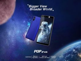 Tecno POP 2 Plus Price in Nigeria, Specifications and Reviews