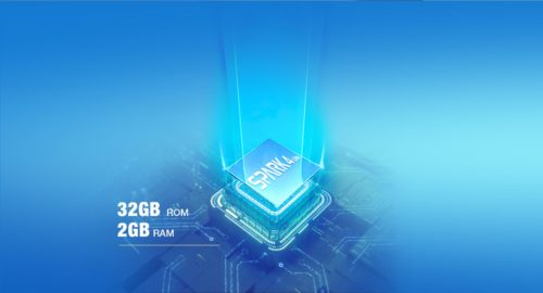 Tecno Spark 4 Lite performance. The phone has 2GB RAM and 32GB of internal storage