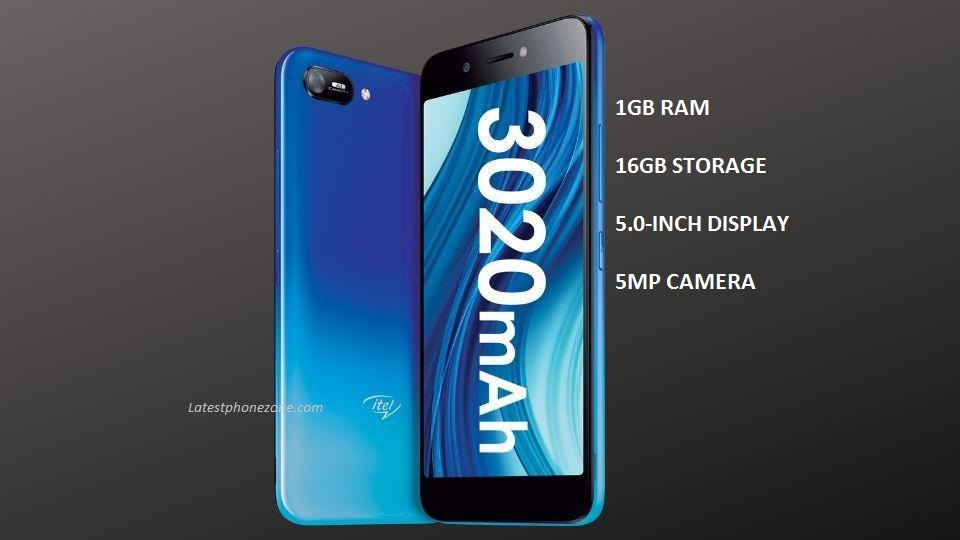 A new Itel Phone has been launched. The phone is called Itel A25 and it comes with 3020mAh battery. See the full specs and price