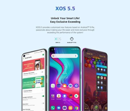 Infinix S5 price in Nigeria