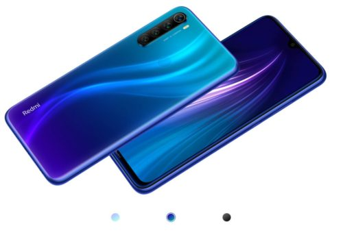 Redmi Note 8 budget smartphone price in Nigeria