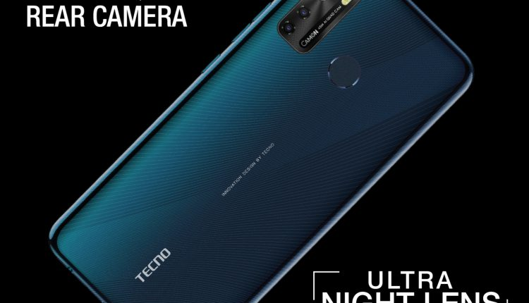 Tecno Camon 15 Price in Nigeria, features, full specifications, and release date