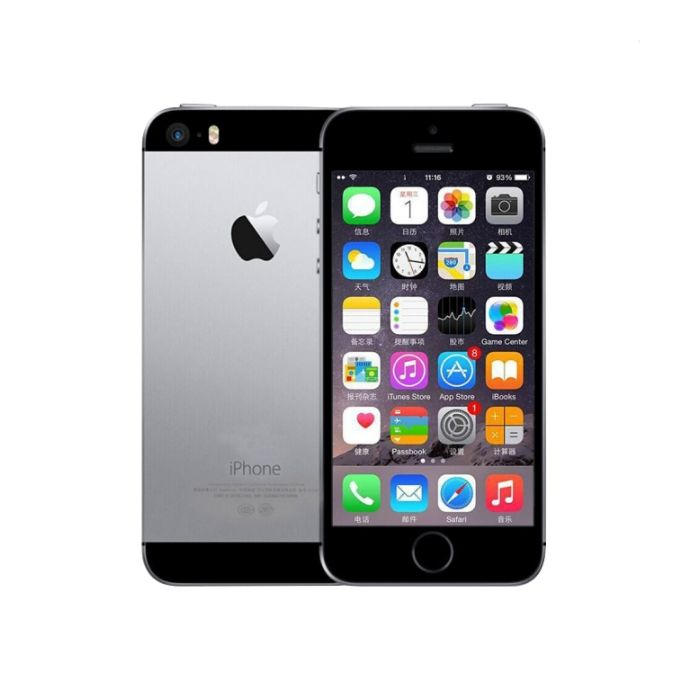iPhone 5 is one of the best budget phones under 30,000 Naira in Nigeria