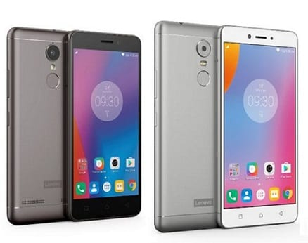 Lenovo K6 Note is one of the best budget phones under 30,000 Naira in Nigeria