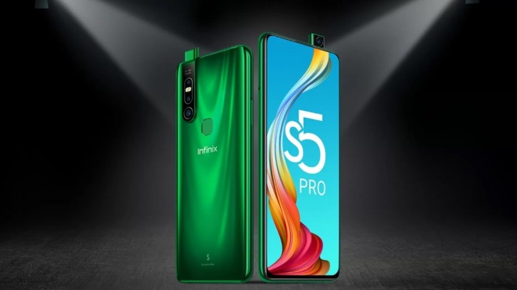 Infinix S5 Pro launched, see price in Nigeria and specs