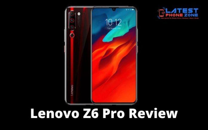 Lenovo Z6 Pro Review