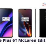 One Plus 6T McLaren Edition