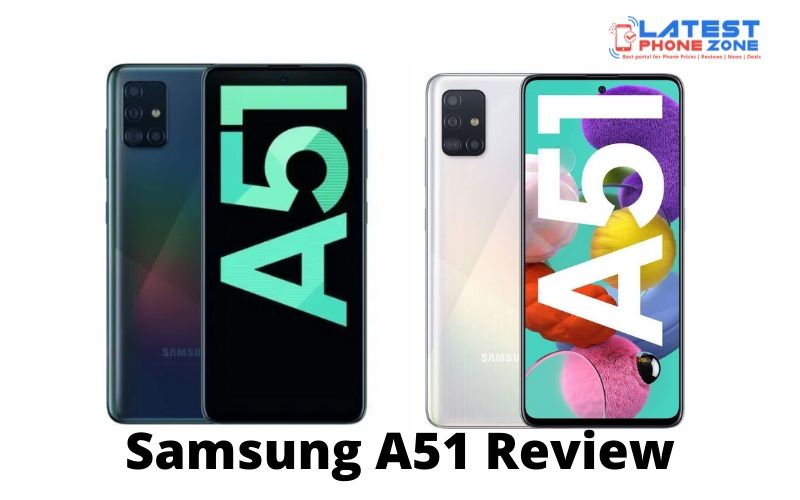 Samsung A51 Review
