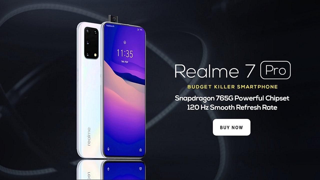Realme 7 Pro Price