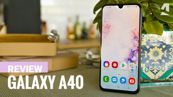 Samsung Galaxy A40 Review