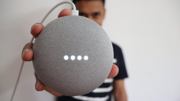 Google Home Mini Price