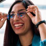 find Horn Rimmed Glasses