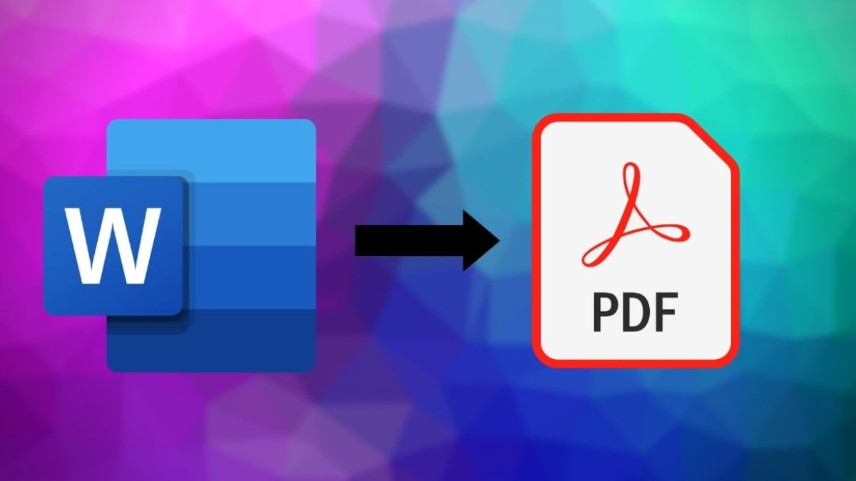 Why Convert Word File to PDF.