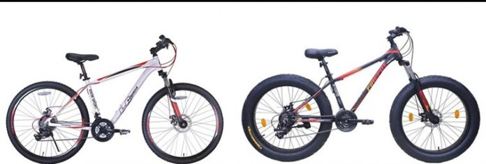 Cycle Brands In India