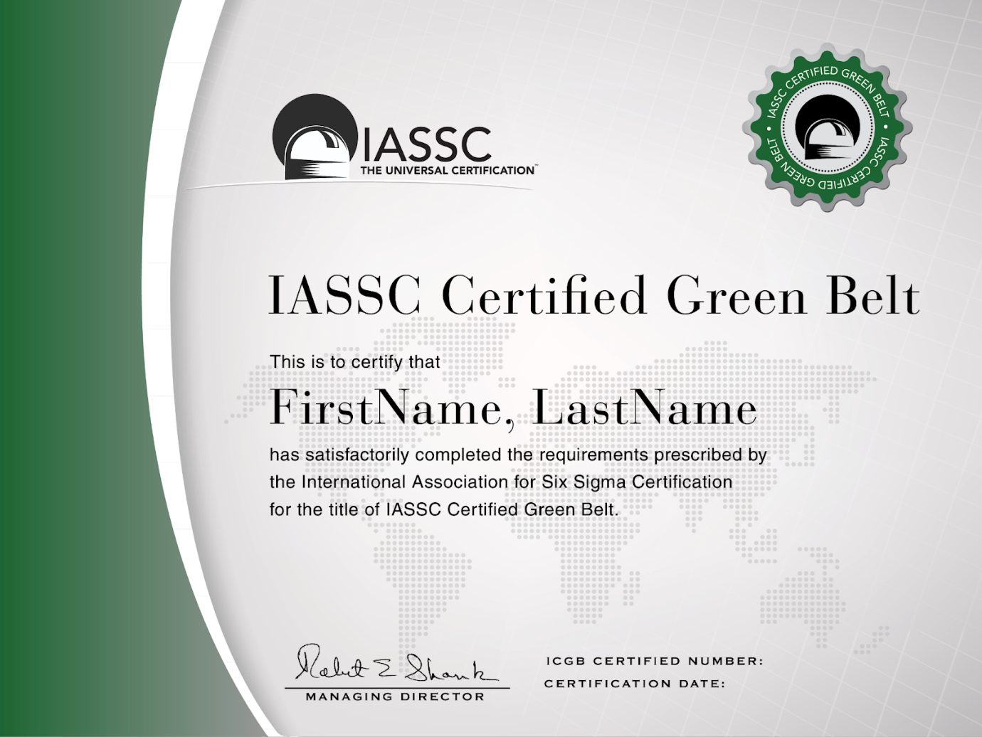 What is Certified Lean Six Sigma Green Belt   Latestphonezone .com